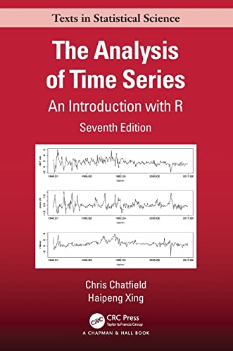 The Analysis of Time Series: An Introduction with R, 7th Edition 电子书 第1张