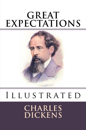 Great Expectations: Illustrated - Charles DickensMurat Ukray