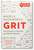 Cover of Grit: The Power of Passion and Perseverance
