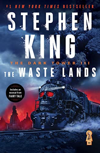 The Waste Lands (The Dark Tower) - Stephen King