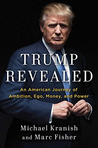 Trump Revealed Book Cover Picture