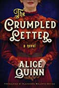 The Crumpled Letter by Alice Quinn