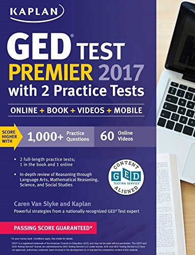 GED Test for Homeschoolers and Parents