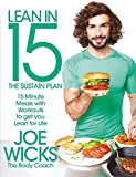 Product Image of Lean in 15 - The Sustain Plan: 15 Minute Meals and Workouts...