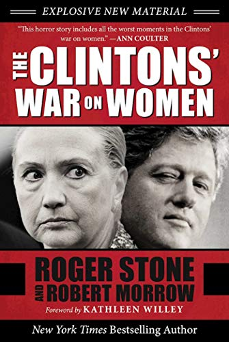 The Clintons' War on Women Book Cover Picture