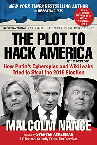 The Plot to Hack America Book Cover Picture