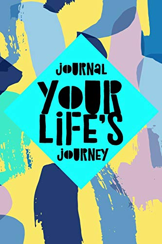 Journal Your Life's Journey: Abstract Colorful Smoke, Lined Journal, 6 x 9, 100 Pages - Journal Your Life's JourneyBlank Book Billionaire