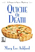 Quiche of Death by Mary Lee Ashford