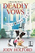 Deadly Vows by Jody Holford