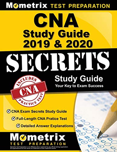 CNA study guide 2019 & 2020 secrets study guide : your key to exam success