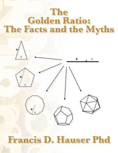 PDF The Golden Ratio The Facts and the Myths