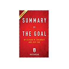 the goal a process of ongoing improvements by eliyahu m goldratt Thesis written by a student in the unt honors college discussing eliyahu goldratt's theory of constraints, summarizes the book the goal: a process of ongoing improvement, and examines a company applying this theory.