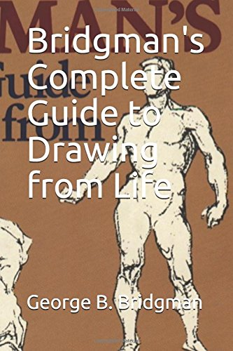 Bridgman's Complete Guide to Drawing from Life Book Cover Picture