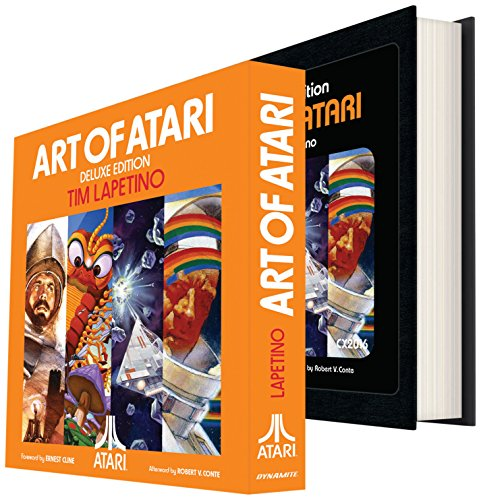 ART OF ATARI Limited Deluxe Edition - Tim Lapetino