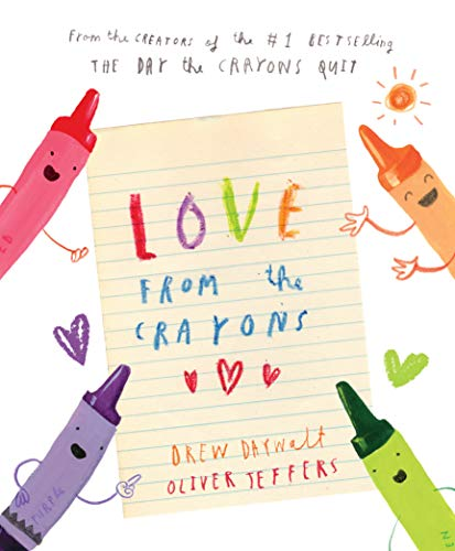 Read Now Love from the Crayons