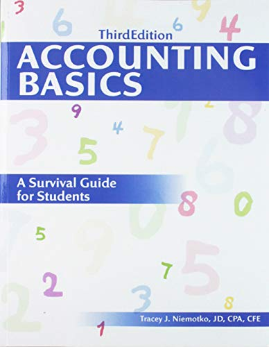 Accounting basics : a survival guide for students