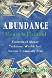 Abundance: Money is plentiful- Understand money to attract wealth an become financially free (wealth, financial freedom, success, personal finance)