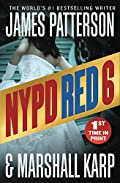 NYPD Red 6 by James Patterson and Marshall Karp