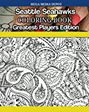 Seattle Seahawks Coloring Book Greatest Players Edition, Depot, Mega Media