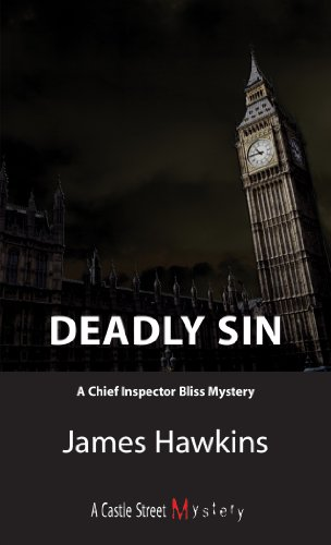Deadly Sin A Chief Inspector Bliss Mystery