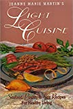 Light Cuisine: Seafood, Poultry & Egg Recipes for Healthy Living
