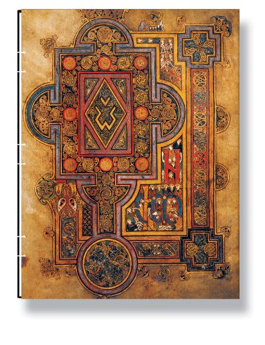 Book of Kells Blank Book