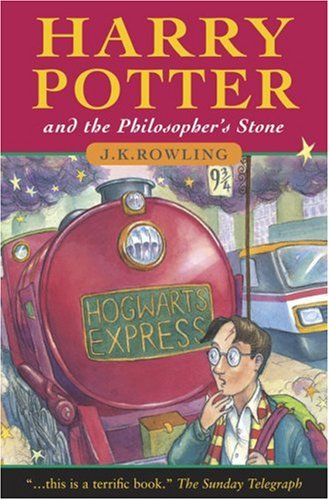 Harry Potter and the Philosopher's Stone, J. K. Rowling