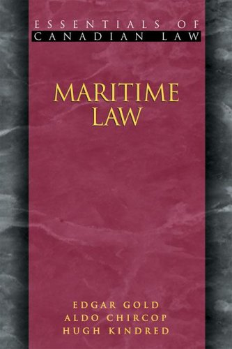 maritime law final exam Final exam the course grade will be based principally on the final exam but points may be added or subtracted within law center guidelines for class participation.