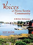 Voices Of Nova Scotia Community A Written Democracy