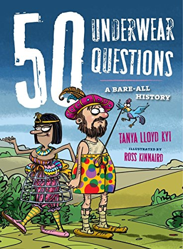 50 Underwear Questions: A Bare-All History cover