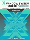 X Window system toolkit: the complete programmer's guide and specification