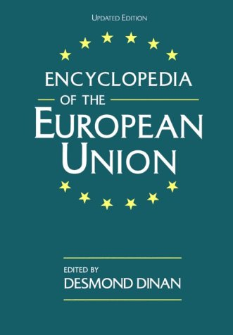 Cover of Encyclopedia of the European Union