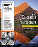 Colorado Hiking: Colorado's Fourteeners CD and Map Package
