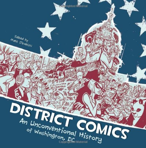 District Comics cover