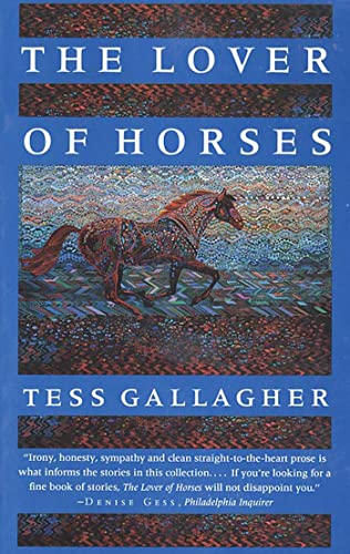 The Lover of Horses (The Graywolf Short Fiction Series), Gallagher, Tess