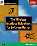 The Windows interface guidelines for software design