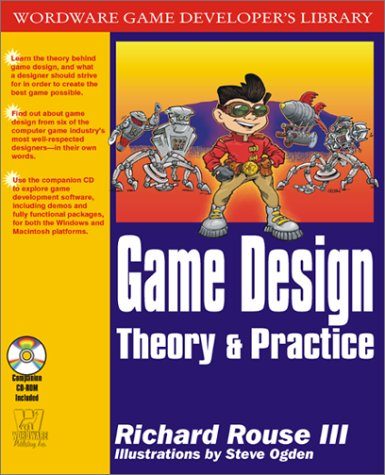 PDF Computer Game Design Theory and Practice