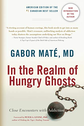 In the Realm of Hungry Ghosts: Close Encounters with Addiction - Gabor MatePeter A. Levine