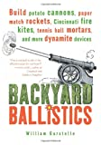 Backyard Ballistics book cover