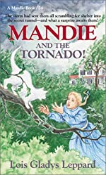 Mandie and the Tornado