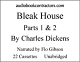 Bleak House: Parts 1 &  2 (Classic Books on Casettes Collection)