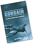 F4U Corsair books