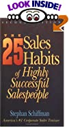 buy 25 Habits of Successful Salespeople