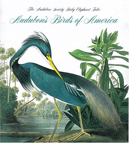 Audubon's Birds of America (Tiny Folios), Peterson, Roger Tory; Peterson, Virginia Marie