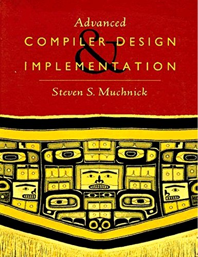289. Advanced Compiler Design and Implementation
