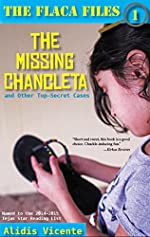 The Missing Chancleta and Other Top-Secret Cases by Alidis Vicente