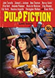 Pulp Fiction - movie DVD cover picture