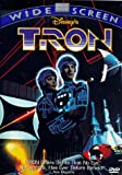 Tron - movie DVD cover picture