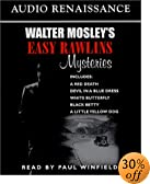 Walter Mosley's Easy Rawlins Mysteries: A Red Death/Devil in a Blue Dress/White... by  Walter Mosley, Paul Winfield (Reader) (Audio Cassette - February 2001)