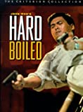 Hard Boiled - Criterion Collection - movie DVD cover picture